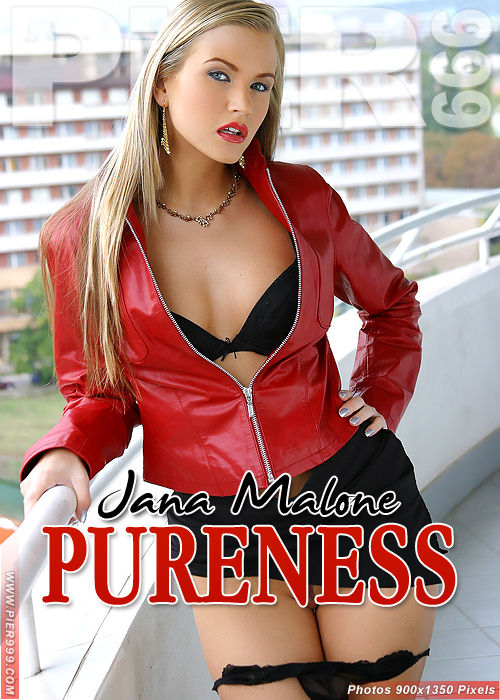 Jana Malone - `Pureness` - for PIER999