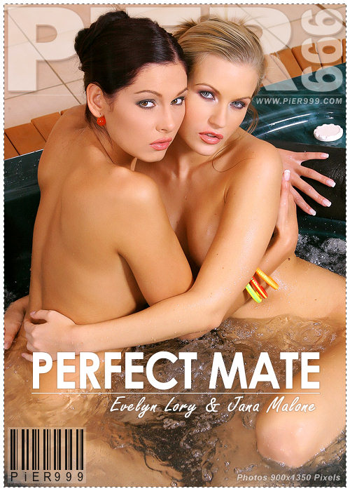 Evelyn Lory & Jana Malone - `Perfect Mate` - for PIER999