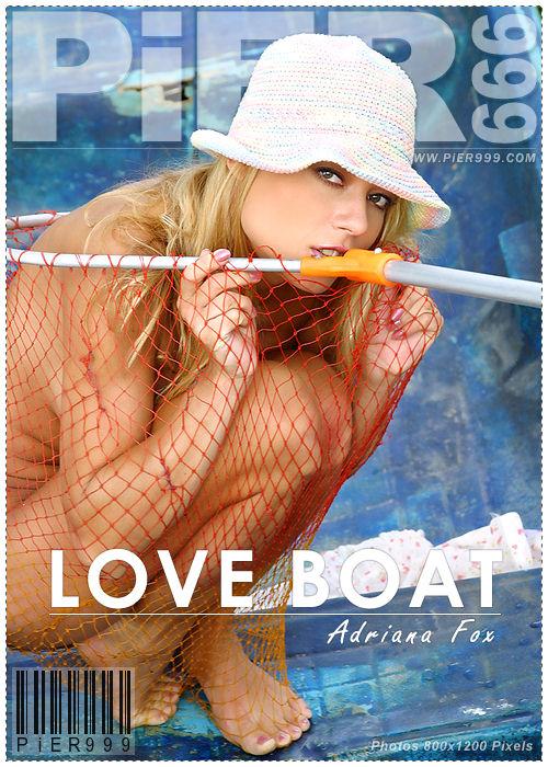 Adriana Fox - `Love Boat` - for PIER999