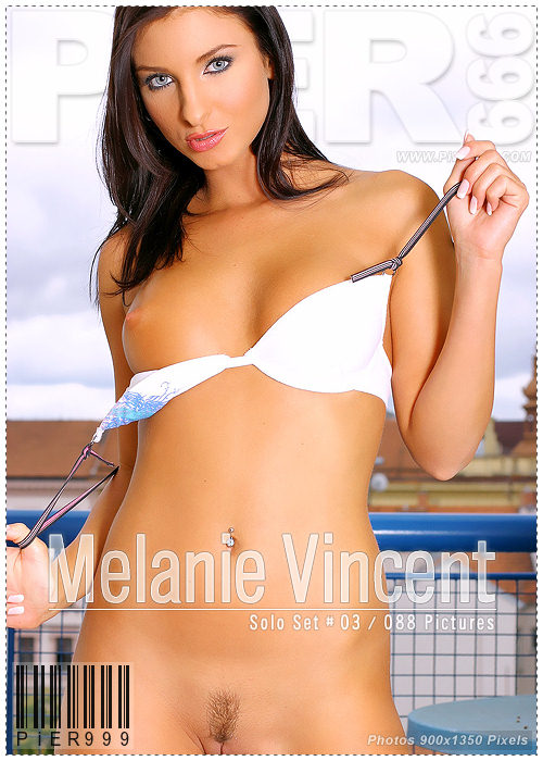 Melanie Vincent - `Solo Set #3` - for PIER999