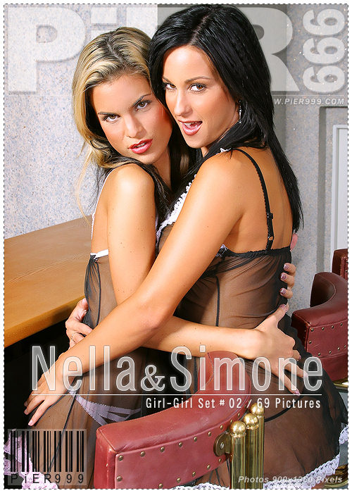 Nella & Simone - `GG Set #2` - for PIER999