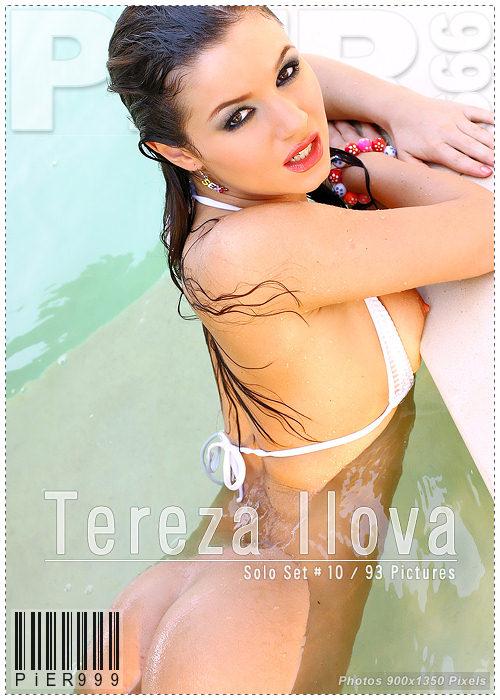 Tereza Ilova - `Solo Set #10` - for PIER999