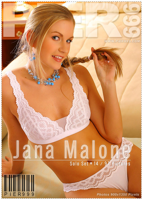 Jana Malone - `Solo Set #14` - for PIER999
