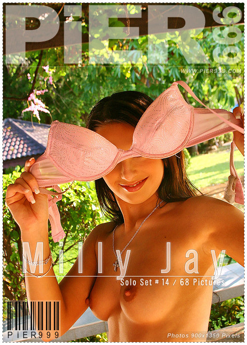 Milly Jay - `Solo Set #14` - for PIER999