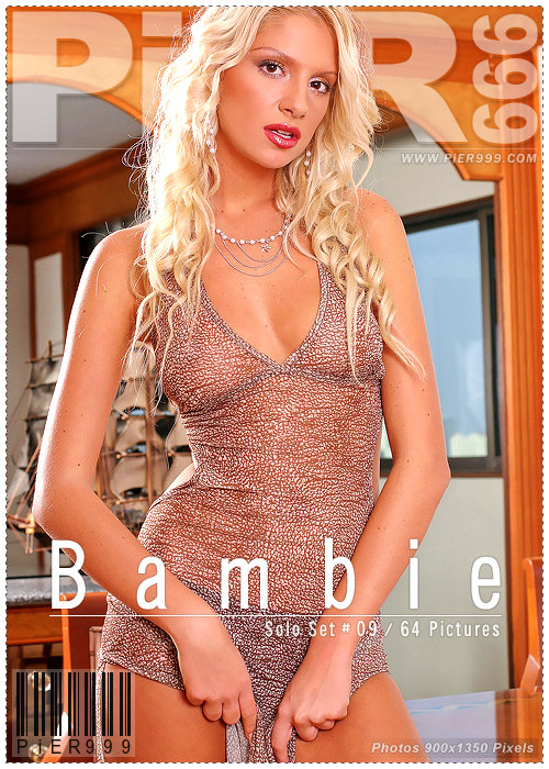 Bambie - `Solo Set #9` - for PIER999
