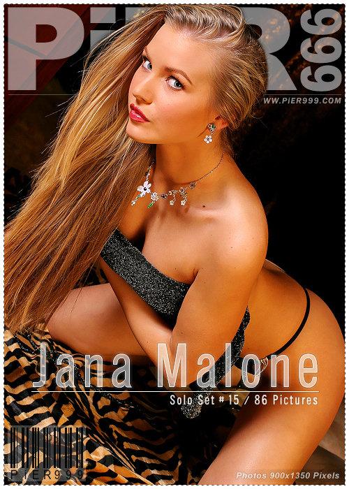 Jana Malone - `Solo Set #15` - for PIER999