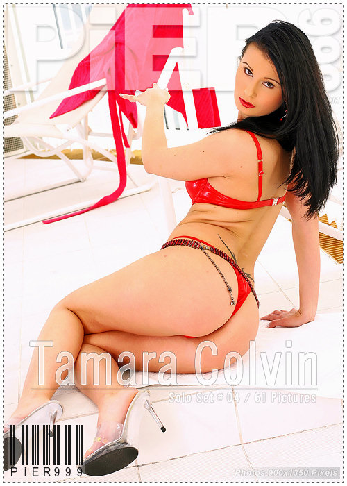 Tamara Colvin - `Solo Set #4` - for PIER999