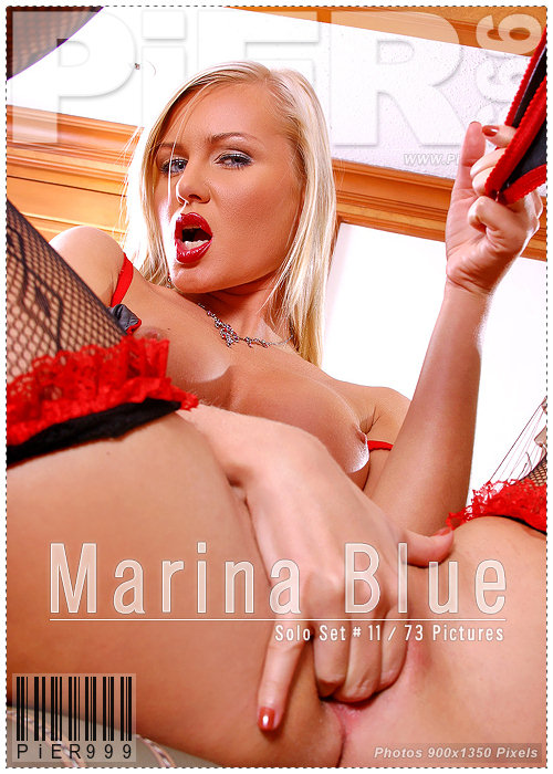 Marina Blue - `Solo Set #11` - for PIER999