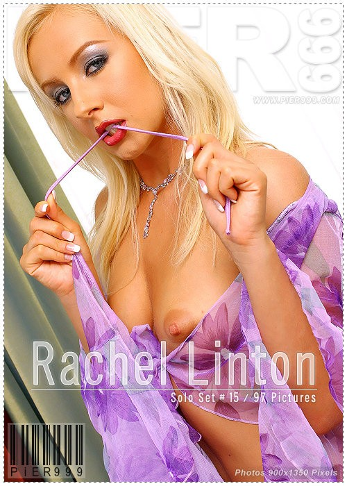 Rachel Linton - `Set #15 - VIP Set #106` - for PIER999
