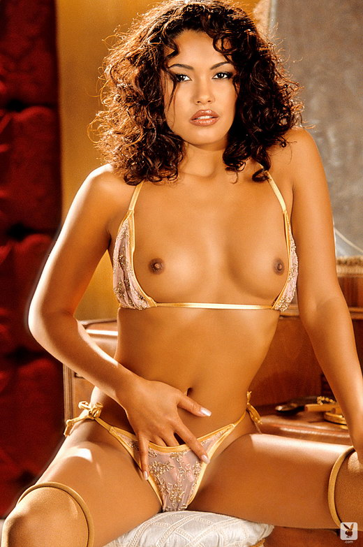 Christina L Santiago - `Miss August & Playmate of the year 2003` - by George Georgiou for PLAYBOY PLUS