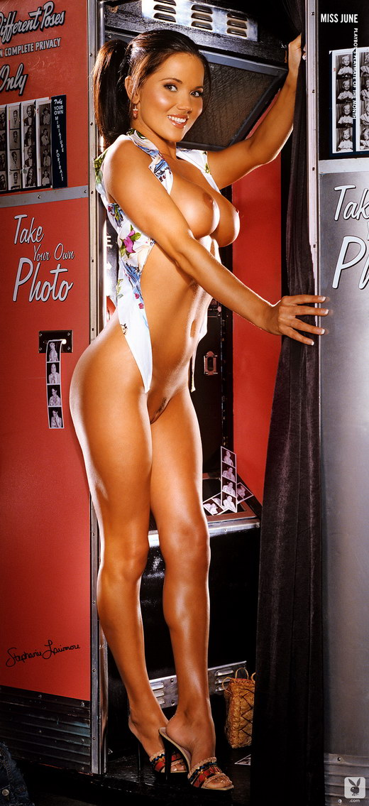 Stephanie Larimore - `Miss June` - by Stephen Wayda for PLAYBOY PLUS
