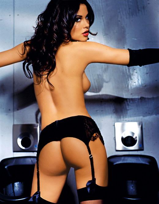 Giuliana Marino - `Miss April` - for PLAYBOY PLUS