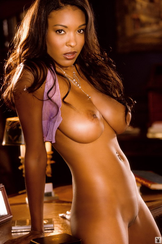 Patrice Hollis - `Miss September` - by Stephen Wayda for PLAYBOY PLUS