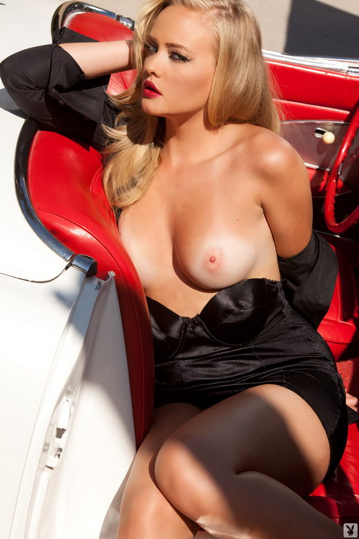 Ashley Hobbs - `Miss December` - by Josh Ryan for PLAYBOY PLUS