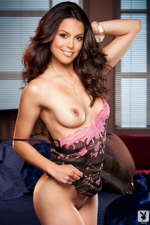 Raquel Pomplun - `Miss April` - by Arny Freytag for PLAYBOY PLUS