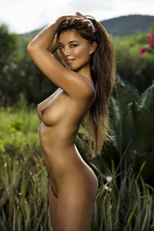 Irene Hoek - `International` - for PLAYBOY PLUS
