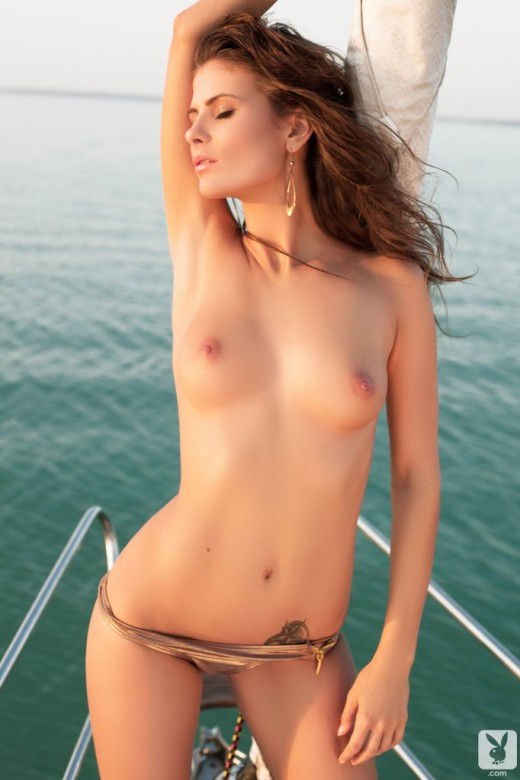 Cosmo in Sunset Cruising gallery from PLAYBOY PLUS by Robert Haas