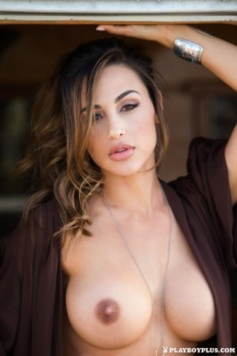 Ana cheri nude boobs