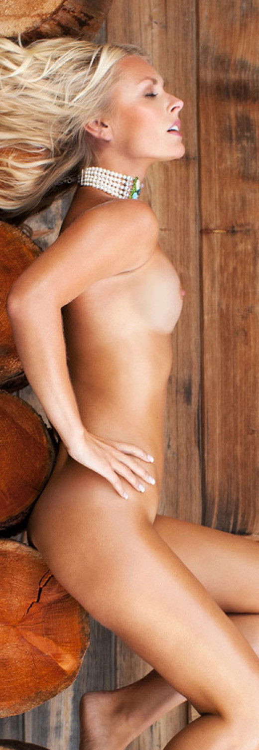 Denise Cotte In Playboy Germany gallery from PLAYBOY PLUS