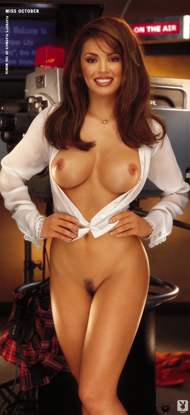 Jodi Ann Paterson - `Miss October & Playmate of the year 2000` - for PLAYBOY PLUS