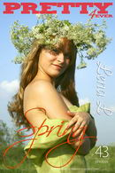 Lena L in Spring gallery from PRETTY4EVER by Alex L