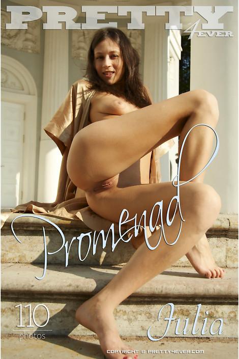 Julia B - `Promenad` - for PRETTY4EVER