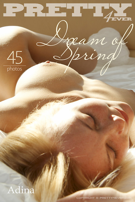 Adina - `Dream Of Spring` - for PRETTY4EVER