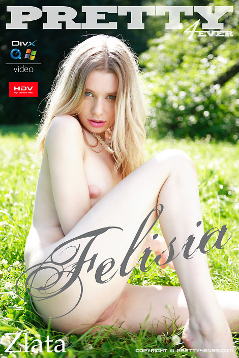 Zlata - `Felisia` - for PRETTY4EVER