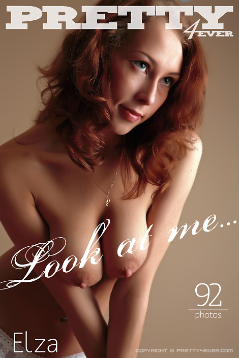 Elza - `Look At Me` - for PRETTY4EVER