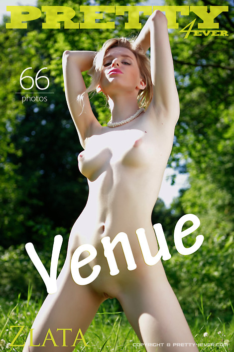 Zlata - `Venue` - for PRETTY4EVER