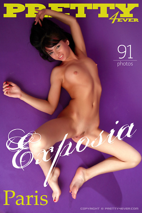 Paris - `Exposia` - for PRETTY4EVER
