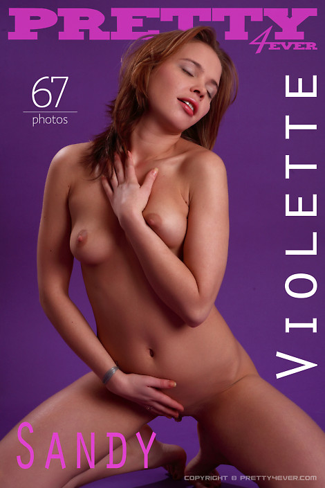 Sandy - `Violette` - for PRETTY4EVER