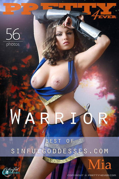 Mia - `Warrior` - for PRETTY4EVER