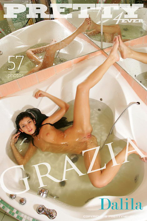 Dalila - `Grazia` - for PRETTY4EVER