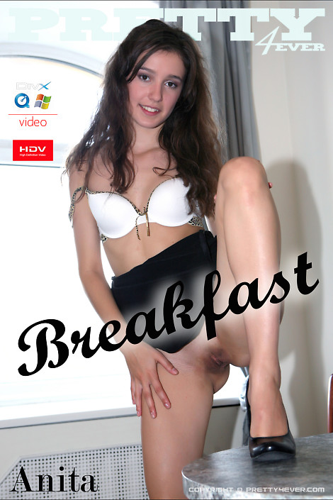 Anita - `Breakfast` - for PRETTY4EVER