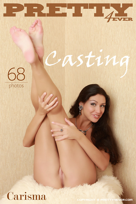 Carisma - `Casting` - for PRETTY4EVER