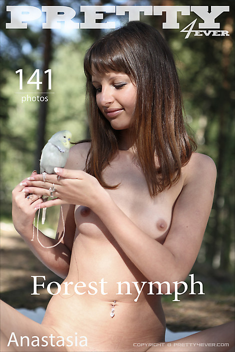 Anastasia - `Forest Nymph` - for PRETTY4EVER