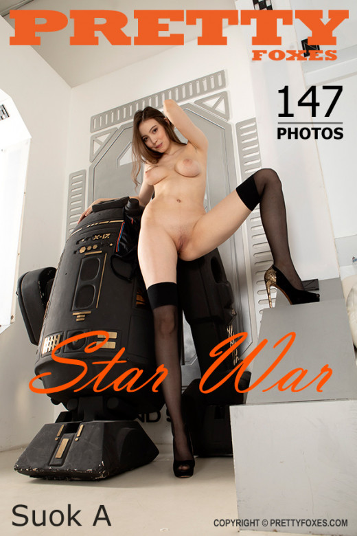 Suok A in Star War gallery from PRETTYFOXES