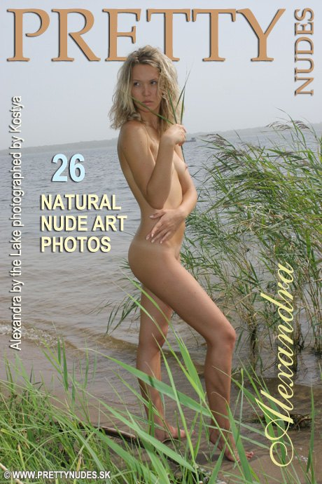 Alexandra - `By the Lake` - by Kostya for PRETTYNUDES