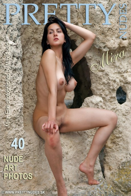 Mira - `Eski` - by Max Asolo for PRETTYNUDES