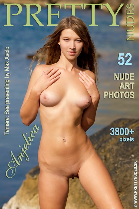 Tamara - `Sea` - by Max Asolo for PRETTYNUDES