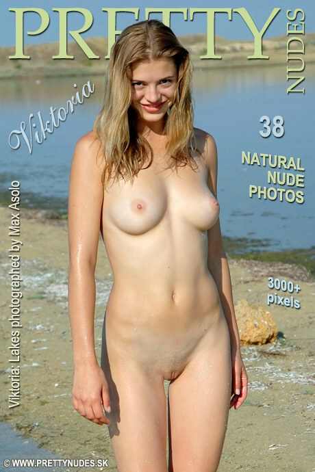 Viktoria - `Lakes` - by Max Asolo for PRETTYNUDES