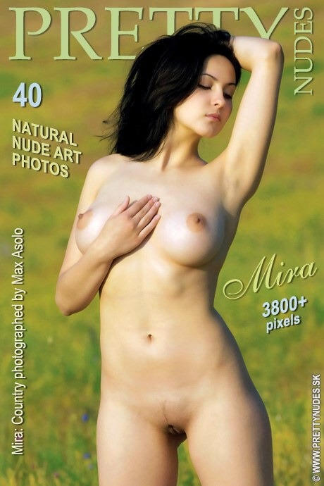 Mira - `Country` - by Max Asolo for PRETTYNUDES