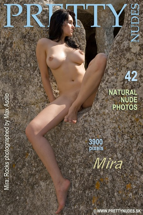 Mira - `Rocks` - by Max Asolo for PRETTYNUDES