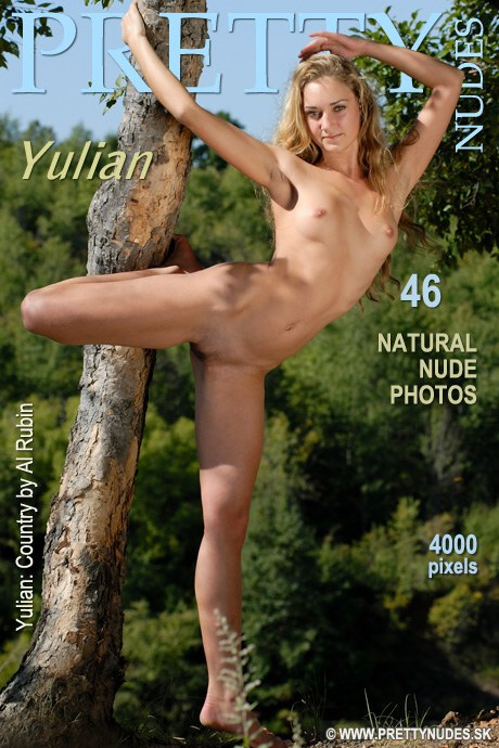 Yulian - `Country` - by Al Rubin for PRETTYNUDES