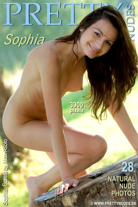Sophia - `Forest` - by Max Asolo for PRETTYNUDES