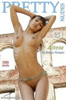 Athena in  gallery from PRETTYNUDES by Dmitri Kuropov