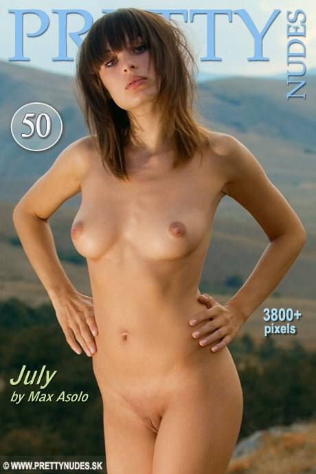 July - by Max Asolo for PRETTYNUDES