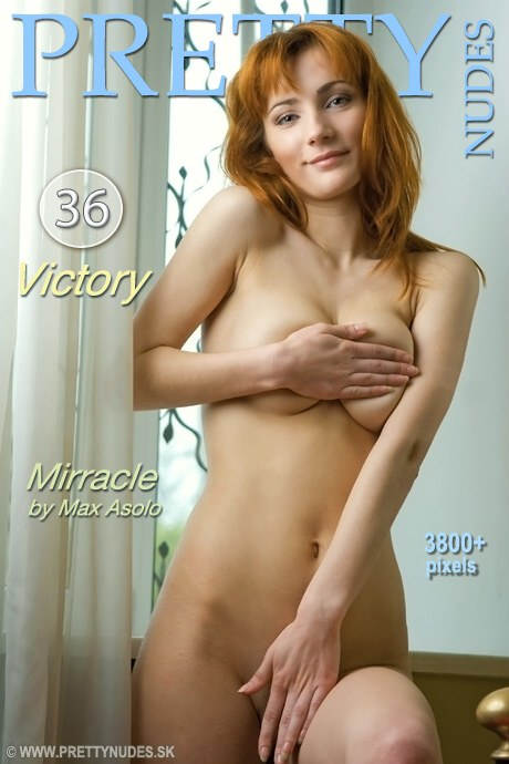 Victory - `Mirracle` - by Max Asolo for PRETTYNUDES