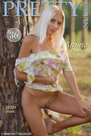 Amina in Forest gallery from PRETTYNUDES by Jaromir Plesko